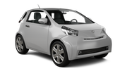 GREEN MOTION Car rental Stoke-on-trent Mini car - Toyota IQ