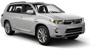 HERTZ Car rental Sydney Airport - International Terminal Suv car - Toyota Kluger