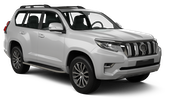 AUTO-UNION Car rental Nairobi - Mombasa Rd Suv car - Toyota Prado