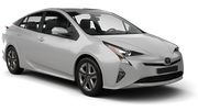 HERTZ Car rental Montreal - City Centre Standard car - Toyota Prius Hybrid