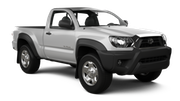 MEX Car rental Puerto Vallarta Suv car - Toyota Tacoma