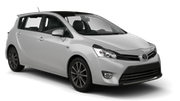 TOP Car rental Varna - Airport Van car - Toyota Verso