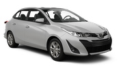 HERTZ Car rental Brunei - Airport Compact car - Toyota Vios
