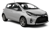 GREEN MOTION Car rental Stoke-on-trent Economy car - Toyota Yaris Hybrid