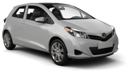HIRE GROUP Car rental Marrakech - Airport Economy car - Toyota Yaris o semblant