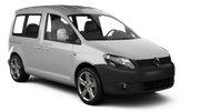 EASIRENT Car rental Stoke-on-trent Van car - Volkswagen Caddy Combo Van