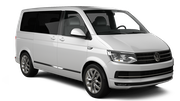 CARSRENT Car rental Jurmala Van car - Volkswagen Caravelle