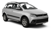 AMERICA Car rental Cancun - Airport International Suv car - Volkswagen Cross Fox