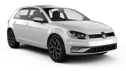 MEX Car rental Sofia - Airport - Terminal 2 Compact car - Volkswagen Golf