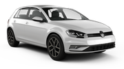 DOLLAR Car rental Dubai - Ras Al Khor Compact car - Volkswagen Golf GTI