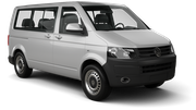 FIREFLY Car rental Durban - Airport - King Shaka Van car - Volkswagen Kombi