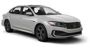 EUROPCAR Car rental Abu Dhabi - Downtown Standard car - Volkswagen Passat