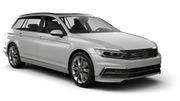 EASIRENT Car rental Dublin - Drumcondra Standard car - Volkswagen Passat Estate ya da benzer araçlar