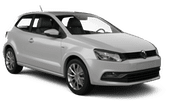 EUROPCAR Car rental Jurmala Economy car - Volkswagen Polo