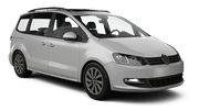 KEDDY BY EUROPCAR Car rental Stoke-on-trent Van car - Volkswagen Sharan