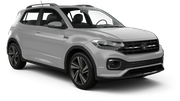 FLIZZR Car rental Tenerife - Airport North Suv car - Volkswagen T-Cross