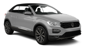 AUTO-UNION Car rental Larnaca - Airport Suv car - Volkswagen T-Roc