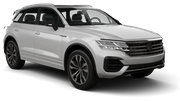 TOP Car rental Bourgas - Airport Suv car - Volkswagen Touareg