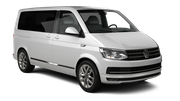 OFFER Car rental Fuerteventura - Airport Van car - Volkswagen Transporter