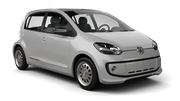 TOP RENT  Car rental Jurmala Mini car - Volkswagen Up