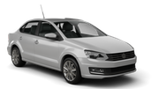 MYLESCARS Car rental Pune - Airport Standard car - Volkswagen Vento