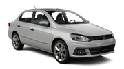 EUROPCAR Car rental Campo Grande - International Airport Compact car - Volkswagen Voyage