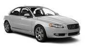 DOLLAR Car rental Dublin - Airport Fullsize car - Volvo S80