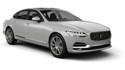 EUROPCAR Car rental Ras Al Khaima Luxury car - Volvo S90