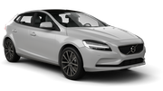 HERTZ Car rental Norrkoping Compact car - Volvo V40