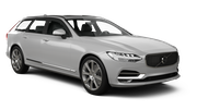 SIXT Car rental Amsterdam - Airport - Schiphol Luxury car - Volvo V90 Estate