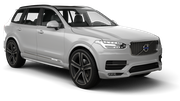 SIXT Car rental Breda Suv car - Volvo XC90